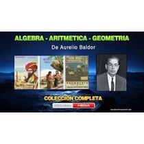 Coleccion Completa De Libros De Aurelio Baldor Formato Pdf