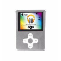 A5 Reproductor De Música Y Videos Mp4, Stylos Tech + Envío