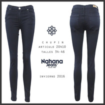 Jeans Elastizado Marca Nahana Talle 40/42
