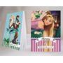 Rapunzel Enredados Souvenir Anotador Personalizado X32!!!