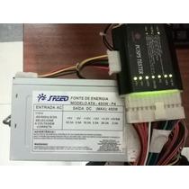 Fuente Poder Varios Modelo Atx 450w, 500w, 550w 110v. Usada