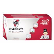 Pañales De Bebe Futbol River Plate Licencia Oficial Rn X 48