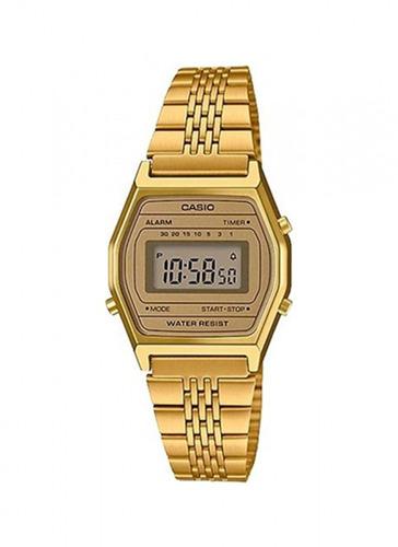 27f0ea71811 Relógio Casio Feminino Vintage La690wga-9df + Nf La690 - R  289