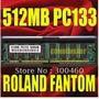 512mb Roland Fantom Xa Xr G6 X6 G7 X7 G8 X8 Korg Yamaha