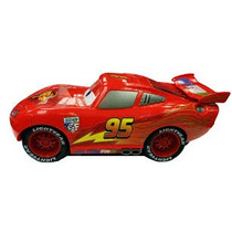 Disney Pixar Cars Rayo Macqueen Rueda Libre Yellow