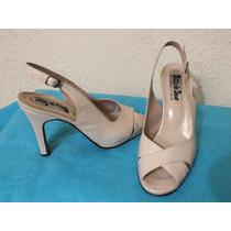 Zapato Cuero Dama Belle De Jour N*38