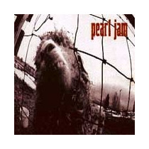 Pearl Jam - Versus Cd Importado Usa 1993