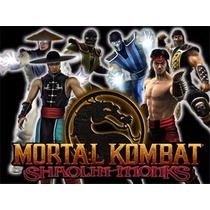 Mortal Kombat Shaolin Monks Patch Play2