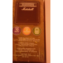 Amplificador Marshall Mg10cf P/guitarra