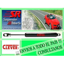 Resorte A Gas Clevers Iveco-fiat Stralis - Tapa Motor C86001