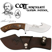 Cuchillo Colt Serengueti Guthook Skinner