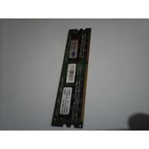 Kit Com 2 Memórias Ram Desktop Ddr 512 Mb 400 Mhz Pc-3200