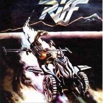 Riff Ruedas De Metal Lp Vinilo Nuevo