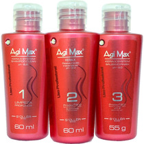 Agi Max Kit Escova Inteligente - Dose Única - Mini Kit - Sh/