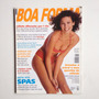 Revista Boa Forma Vanessa Nunes Nívea Stemann Ano 1998 N°135