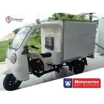 Motocarro Kingway Mx 2016 Caja Seca Oferta