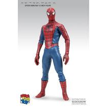 Spider Man 3- Sideshow - Medicom - Escala 1:6 - 30 Cm - Novo