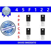 4x 45f122 * 45 F 122 * 45f 122 * Gt45f122 * Original 4 Peças