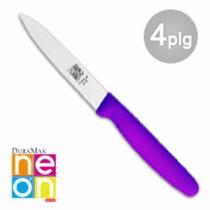 Cuchillo Mondador Recto 4 Neon Morado