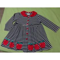 Vestido Casual De Niña Talla 4
