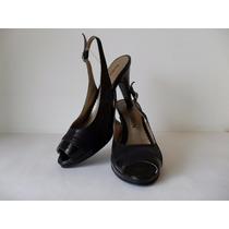 Zapatos Sandalias Cuero Ruben Cassin 36