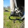 Defensa Con Cubre Carter Honda Falcon Motoperimetro ®