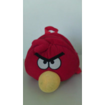 Morral Tipo Peluche Angry Birds