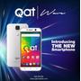 Telefono Celular Qat Wave Android 8gb 4g Dualsim