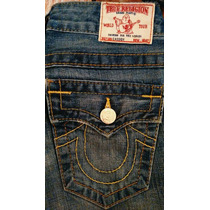 True Religion Jeans Para Dama Section Cassidy 26r. Seven.