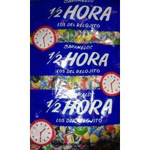 Caramelos Media Hora Golosinera Naranjaylimon Floresta