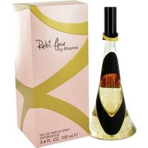 Perfume Rebl Fleur By Rihanna 100 Ml Edp-original