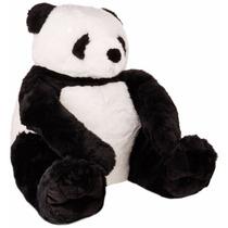 Oso Panda Jumbo Tamaño Real Melissa & Doug Peluche Gigant