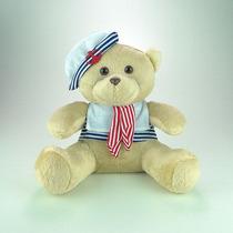 Urso De Pelúcia Marinheiro M