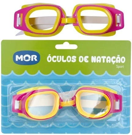 4642c3694 Óculos De Natação Mergulho Para Criança Piscina Praia Barato - R  23 ...