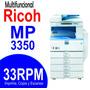 Fotocopiadora Multifuncional Ricoh Mp3350 Envios A Provincia