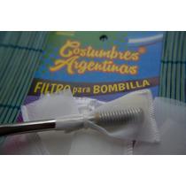 Filtro Para Bombilla - Caja Cerrada 250 Blisters