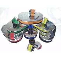 Filtro Esportivo 100% Aluminio Monza Simples + Respiro