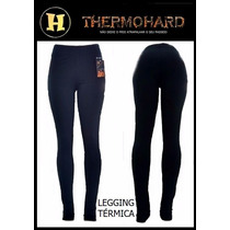 Calça Térmica Thermohard Feminina Legging -segunda Pele-