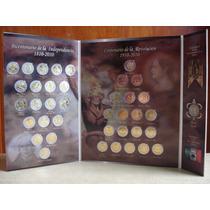 Album Coleccionador Para Monedas Conmemorativas De 5 Pesos