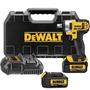 Chave De Impacto A Bateria 20v Max Dcf880l2 Dewalt C/ Maleta