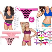 Victoria`s Secret Bombachas/cola Less/vedet/cullotes C/bolsa