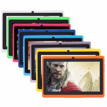 Tablet 7´ 8gb Quad Core Camara Con Flash 1gb Ddr3 Bluetooth