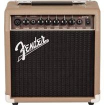 Fender Acoustasonic 15-15 Vatios Amplificador De Guitarra Ac