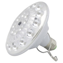Lampada Luminária Emergência 22 Led Controle Remoto