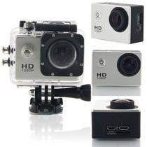 Câmera Filmadora Digital Sports Hd Dv 1080p Tipo Gopro Wi-fi