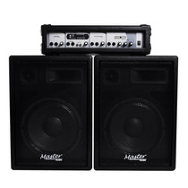 Master Audio Sck-360 Kit De Sonorização - Frete Grátis