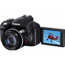 Camera Canon Sx50 Hs 50x Zoom 12.1 Mp Pronta Entrega