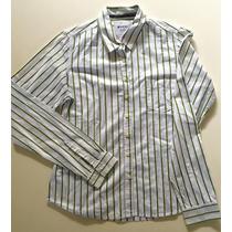 Mousse Camisa Manga Larga De Dama Talla M