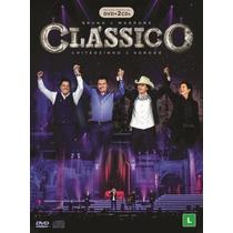 Bruno & Marrone E Chitãozinho & Xororó -clássico -dvd + 2cds