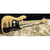Baixo Fender Marcus Miller 5 Cordas - Pronta Entrega